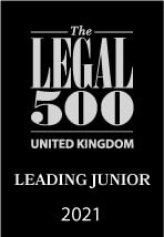 Legal 500 2021: Leading Junior